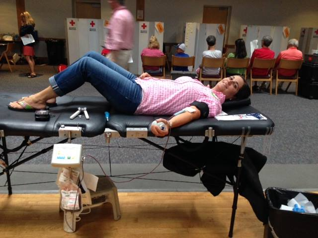 Red Cross Blood Drive – Silver Platter Foundation